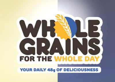 Mondelez International Whole Grains