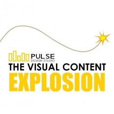 Visual Content Explosion by Pulse Design Studio