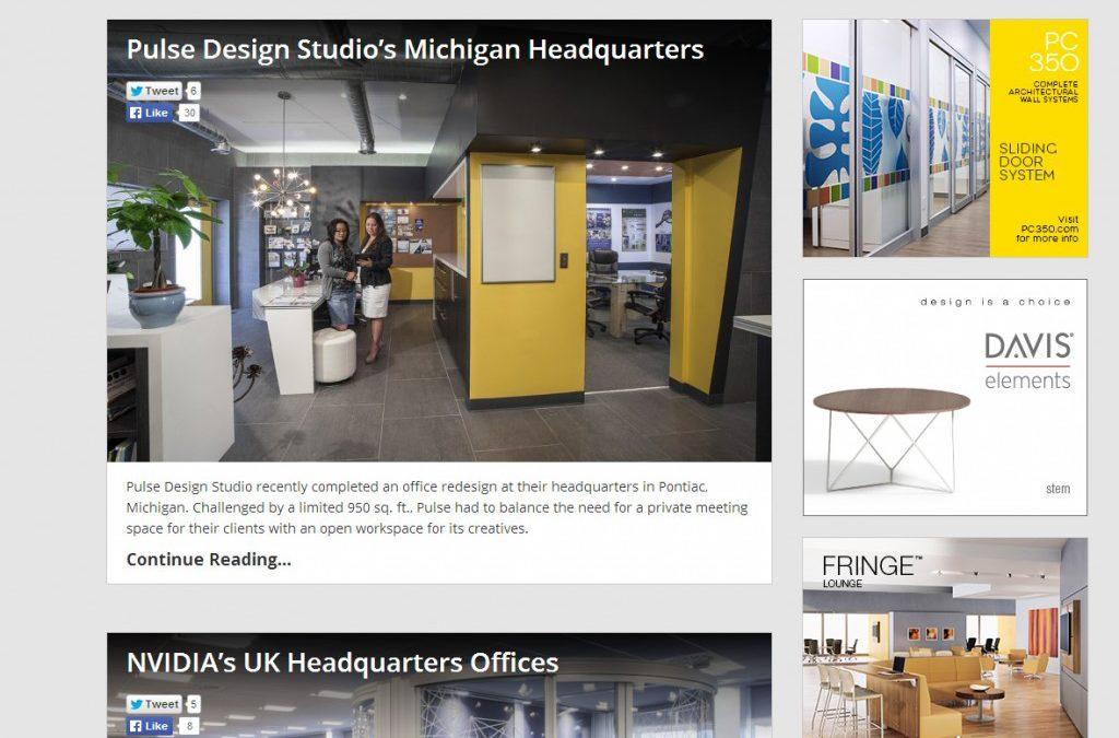 Office Snapshots Features Pulse Design Studio
