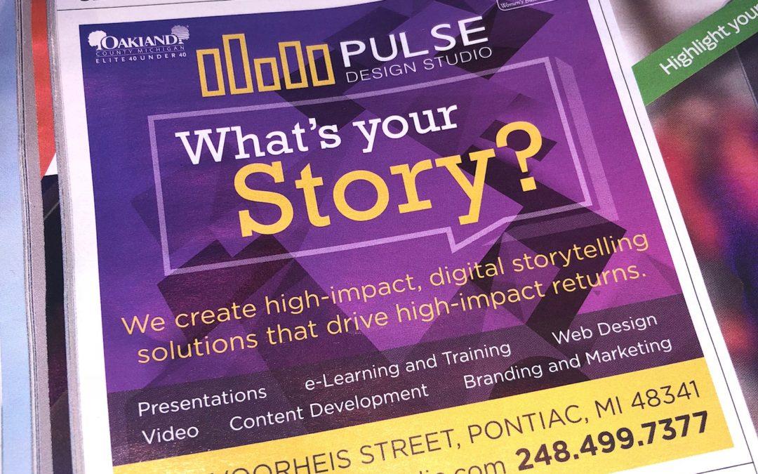 2018 Crain's Book of Lists features Pulse Design Studio